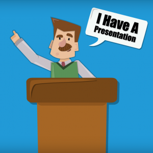 how to use animated videos to enhance effective methods of presentation and public speaking