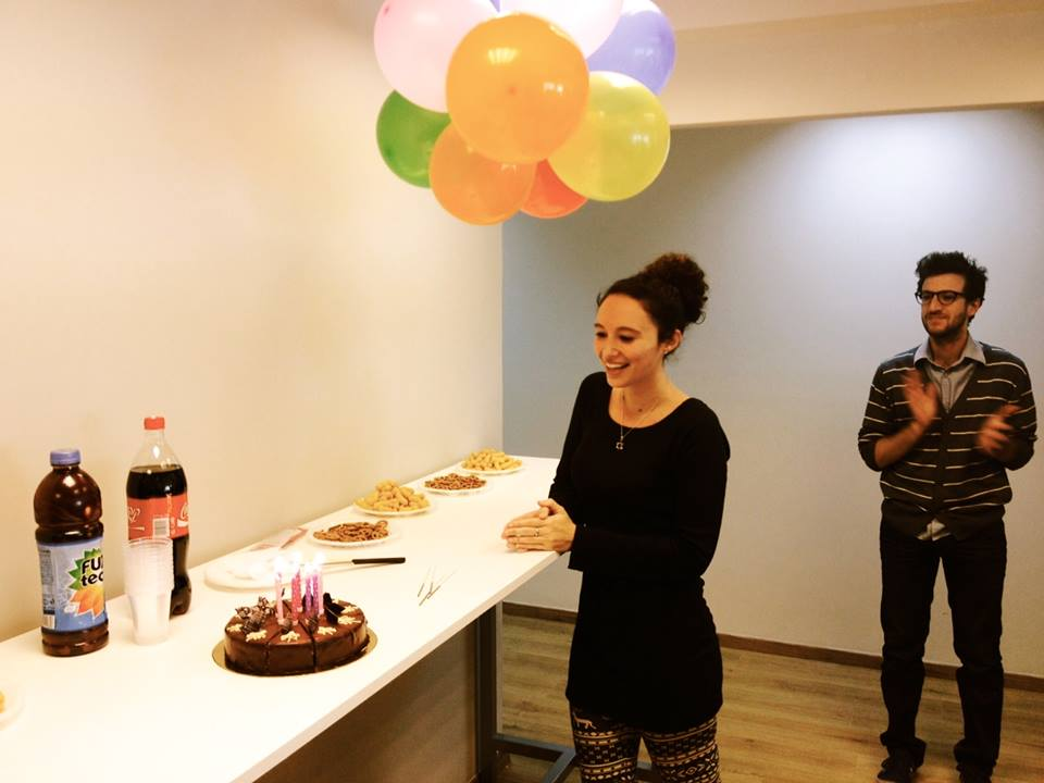 office celebration