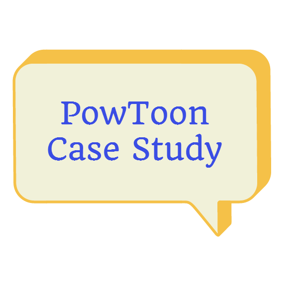 PowToon Case Study of animated video boosting conversions