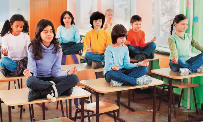 yoga-students