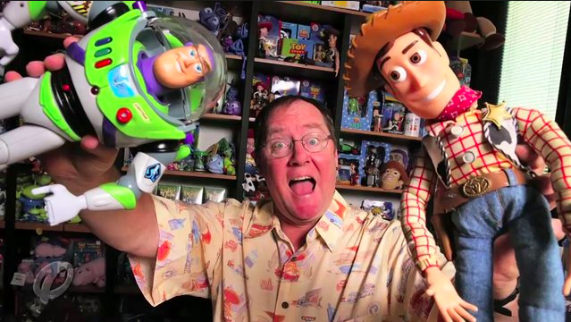 John Lasseter - www.powtoon.com