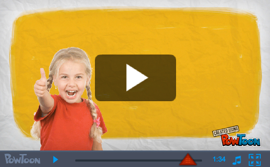 The Coolest Kid in School Uses Powtoon